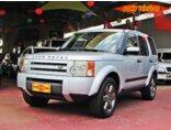 Land Rover Discovery 3 4X4 S 2.7 V6 2006/2006 4P Prata Diesel