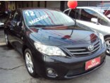 Toyota Corolla Sedan 2.0 Dual VVT-i XEI (aut)(flex) 2011/2012 4P Preto Flex