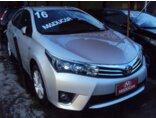 Toyota Corolla Sedan 2.0 Dual VVT-i Flex XEi Multi-Drive S 2015/2016 4P Prata Flex