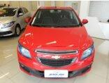 Chevrolet Prisma 1.4 SPE/4 LT 2013/2013 4P Vermelho Flex