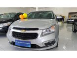 Chevrolet Cruze LT 1.8 16V Ecotec (Aut)(Flex) 2015/2015 4P Prata Flex