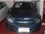 Chevrolet Onix 1.0 LT SPE/4 2015/2015 4P Azul Flex