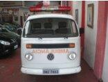 Volkswagen Kombi Standard 1.6 2005/2005 4P Branco Gasolina