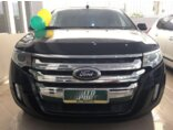 Ford Edge Limited 3.5 4WD 2011/2011 4P Preto Gasolina