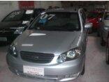 Toyota Corolla Fielder 1.8 16V (aut) 2007/2007 4P Prata Gasolina