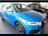 Audi RS Q3 2.5 TFSI S Tronic Quattro 2017/2017 4P Azul Gasolina