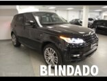 Land Rover Range Rover Sport 5.0 S/C HSE Dynamic 4wd 2014/2014 4P Preto Gasolina