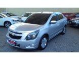 Chevrolet Cobalt LTZ 1.4 8V (Flex) 2014/2014 4P Prata Flex