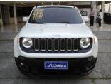 Jeep Renegade Longitude 1.8 (Aut) (Flex) 2015/2016 4P Branco Flex