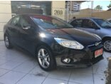 Ford Focus Sedan SE Plus 2.0 16V PowerShift (Aut) 2013/2014 4P Preto Flex