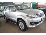Toyota Hilux SW4 2.7 4x2 SR (Flex) 2014/2015 4P Prata Flex