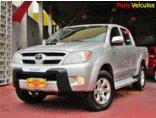 Toyota Hilux SRV 4X4 3.0 (cab dupla) (aut) 2007/2008 4P Prata Diesel