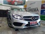 Mercedes Benz C 250 Sport 2016/2016 4P Prata Gasolina