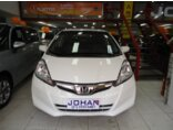 Honda Fit LX 1.4 (flex) 2012/2013 4P Branco Flex