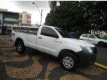 Toyota Hilux 3.0 TDI 4x4 CS STD 2014/2015 2P Branco Diesel