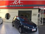 Volkswagen Fox 1.6 16v MSI Highline (Flex) 2016/2016 4P Azul Flex