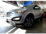 Hyundai Santa Fe 3.3L V6 4x4 (Aut) 5L 2013/2014 4P Prata Gasolina