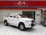 Toyota Hilux 3.0 TDI 4x4 CD SRV (Aut) 2013/2013 4P Branco Diesel