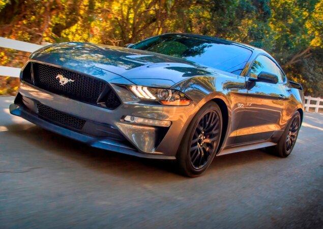 O Mustang terá inicialmente uma fase de pré-venda