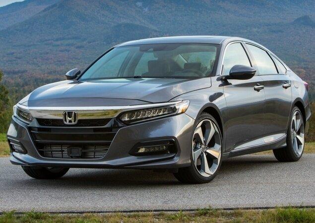 Honda Accord: nova geração chega no segundo semestre de 2018