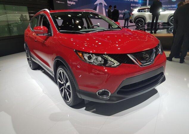 Nissan Qashqai - ou Rogue Sport como é chamado nos Estados Unidos - é uma das opções