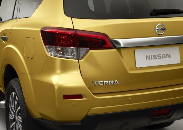 Novo Nissan Terra 2019