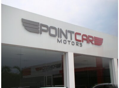 POINT CAR MOTORS