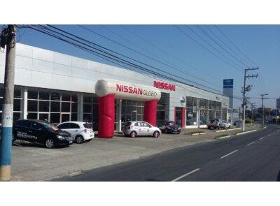 Globo Nissan - Itajaí