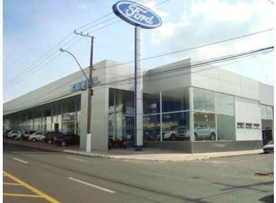 Ford Zevel - Marília