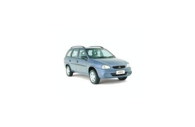 Chevrolet Corsa Wagon 2002