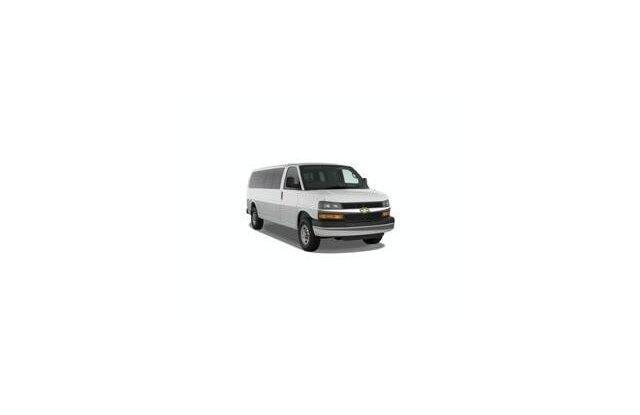 Chevrolet Space Van 1998