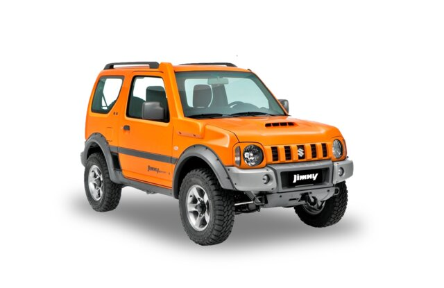 Suzuki Jimny 0km Icarros