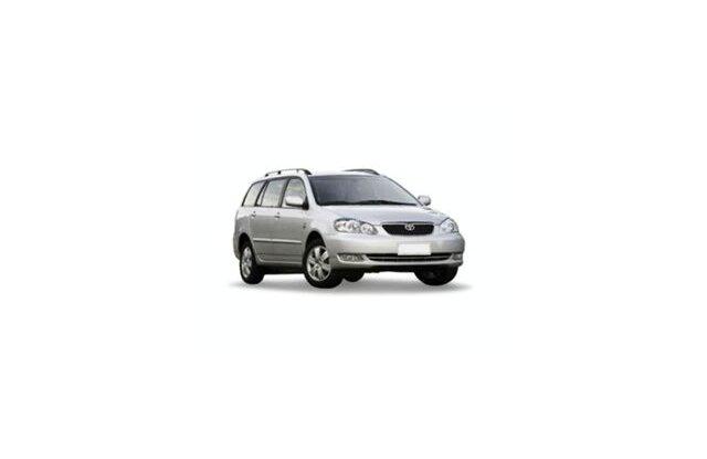 Toyota Corolla Fielder 2005