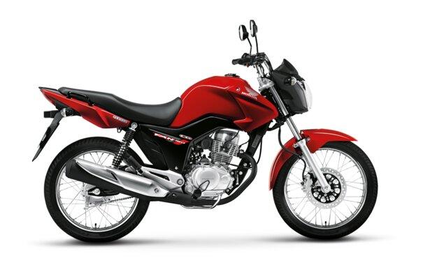 Honda CG 150 2016
