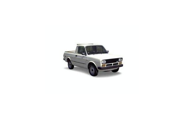 Fiat 147 Pick-Up 1988