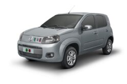 Série Especial Itália chega ao Fiat Uno