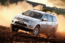Mitsubishi usa novo câmbio na Pajero Dakar 2014