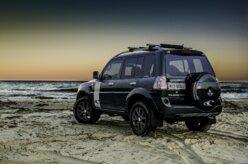 Mitsubishi revela Pajero TR4 O'Neill