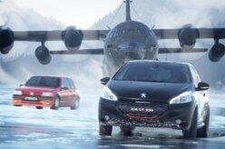 Peugeot recria campanha do 205 GTi