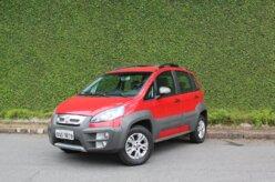 Fiat Idea Adventure, do asfalto à lama
