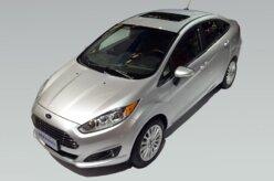 Ford apresenta New Fiesta Sedan Titanium Plus