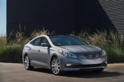 Hyundai revela Azera reestilizado