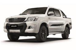 Toyota Hilux Limited Edition está à venda