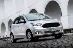 Ford dá descontos para o Ka e o New Fiesta