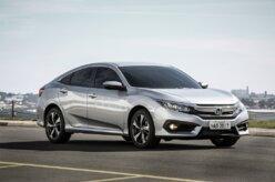 Honda Civic 2017 tem consumo revelado