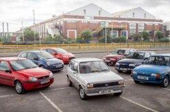 Ford Fiesta comemora 40 anos com seis gerações
