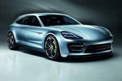 Salão de Paris: Porsche Panamera terá versão perua