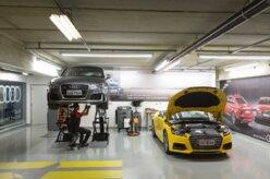Audi inaugura oficina no aeroporto de Congonhas