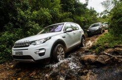 Discovery Sport já é nacional mas por enquanto só a gasolina