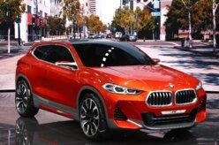 Salão de Paris: BMW mostra o conceito X2